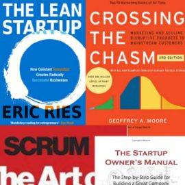 Start From Here: 5 Recommended Reads For Learning Lean & Agile