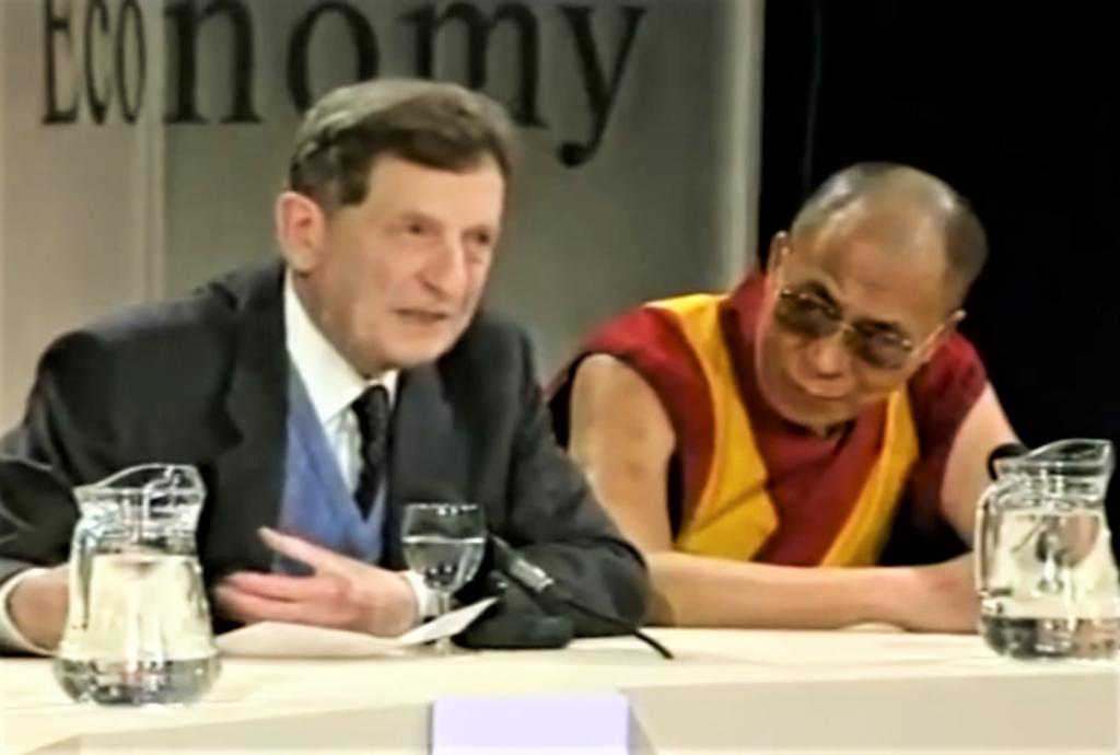 David Bohm & Dalai Lama